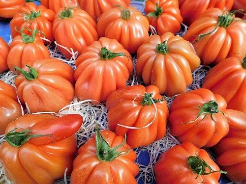 Ochsenherz Tomaten Deu. Hkl.I